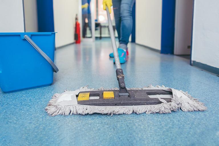 Utrzymujemy czystość biur, budynków iterenów zewnętrznych